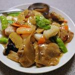 6080064 - 小皿料理:八宝菜