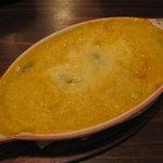 ビストロ酒場 わびすけ - 料理写真:かぼちゃのグラタン