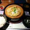 田むら 銀かつ亭 - 料理写真:豆腐かつ煮定食