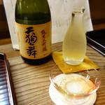ふじ居 - 古古酒純米大吟醸・天狗舞