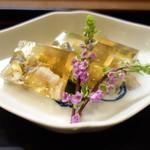 ふじ居 - 七尾産・天然とらふぐの煮こごり