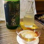 60808956 - 純米酒・菊姫鶴乃里