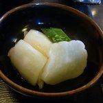 朝川 - 香の物