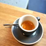 60811739 - サービスコーヒー                       エスプレッソ