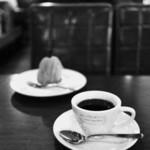 ボンボン - ブレンドコーヒー&渋皮モンブラン☆