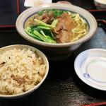 Shureisoba - 守礼そば・じゅうしぃの単品