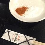 六角鶏 - お皿&箸