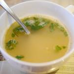 ケララバワン - パリップ・スープ