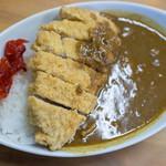 日正カレー - かつ咖哩(かれい)