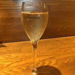 MiKiya's ぐりぐり - シャンドンブルュット グラス
