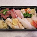 かっぱ寿司 - 料理写真:寿司
