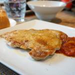 BIKiNi TAPA+ - 鶏肉のプランチャ