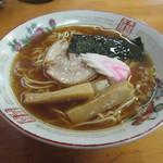 ひかり食堂 - 料理写真:にぼしラーメン