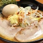 Noodle shop Yan - 料理写真:全部乗せ香味津軽味噌ラーメン