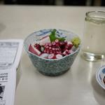 よしのや - 料理写真:たこ&澤乃井~☆