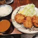 60817306 - ガリメンチかつ定食(17-01)