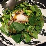 福岡焼き鳥 鮮笑 - サラダ