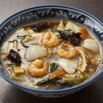 謝謝 - 【ランチ】麺&ご飯『五目タンメン』※イメージ写真