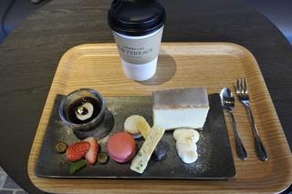 参道テラス - 新春限定 参道Terrance スペシャルプレート@950
