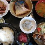 6082093 - 日替わり魚定食 850円