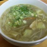カツラ - 塩つけ麺