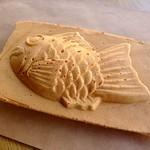 花あずき - パリサク皮の中には【十勝産小豆つぶ餡】【とろけるカスタード】どちらも自家製です