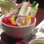 小松屋 - 彩り野菜スティック