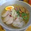 麺処 太陽 - 料理写真:「塩麹ラーメン」600円