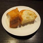 スペインバル ウジヤ - パン
