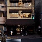 Rue Favart - お店の外観