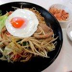 餃子の王将 - 料理写真:極王焼きそば!