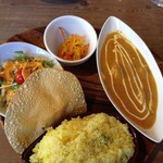 Spice & Curry Ramro -