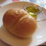 スカンディヤガーデン - ランチ:パン
