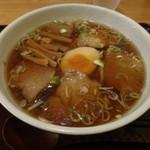 中華そば 和輝 - チャーシュー麺 並