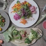レストラン パッショーネ - ランチ前菜『イメージ』