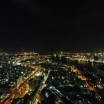 スカイラウンジ エアシップ - 51階からの眺め♪