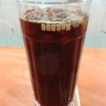 ドトールコーヒーショップ - アイスコーヒー M