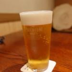 にしぶち飯店 - ☆生ビールはこちらです☆