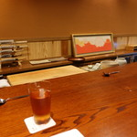 にしぶち飯店 - ☆カウンター席の雰囲気はこちらです(*^。^*)☆