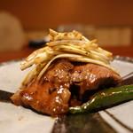にしぶち飯店 - ☆【にしぶち飯店】さん…スペシャル肉料理(≧▽≦)/~♡☆