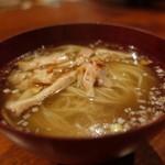 にしぶち飯店 - ☆鶏麺美味しい☆
