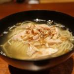 にしぶち飯店 - ☆〆の麺は鶏系(*^。^*)☆
