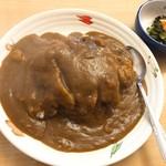 さわだ食堂 - 料理写真:カツカレー(850円)