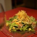 クロップスプーン - 料理写真:サラダ『ビストロCコース二人で4480円』