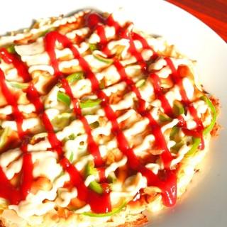 オリジナルメニュー『ピザお好み』