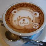 HAMA CAFE - カプチーノ