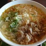 60842679 - 激旨 辛口スープの丸太麺 ブン ボー フエ 950円