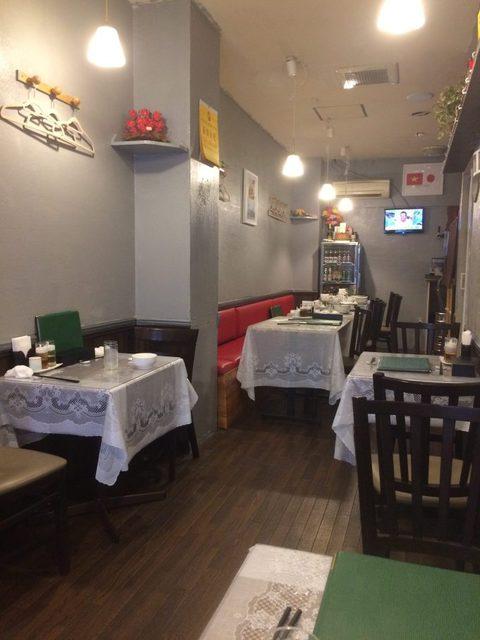 サハラ アジアンレストラン