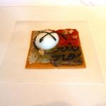 レストラン サンパウ - コカ、ペコロス、ピキージョ、ナス(2016.11)