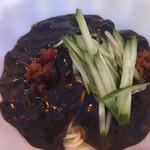 堂記豚肉店 - ジャジャ麺
